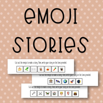 Emoji Stories