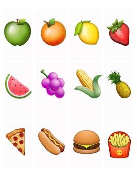 Emoji Story Cards 11 - Printables