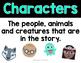 Emoji Story Element Poster Set