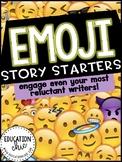 Emoji Story Starters