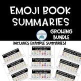 Story Summaries using Emojis