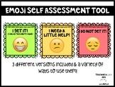 Emoji Student Assessment Tool