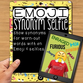 Emoji Synonym Selfie