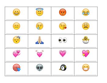 Emoji Table