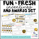 Emoji Theme: Awards and Incentives Set