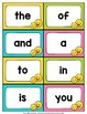 Emoji Theme Classroom Decor Fry Word Wall Cards