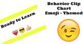 Emoji-Themed Behavior Clip Chart