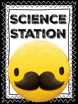 Emoji Themed Classroom Decor Bundle 100 Pages (Hashtag)