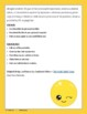 Emoji Themed Cleaning Checklists and Label Tags