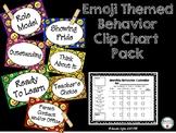 Emoji Themed Clip Chart