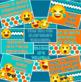 Emoji Themed Mathematical Mindsets Posters
