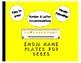 Emoji Themed Name Plates for Desks
