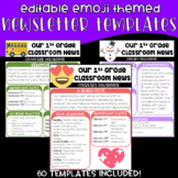 Emoji-Themed Newsletter Templates