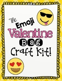 Emoji Valentine Bag Craft Kit