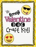 Emoji Valentine Bag Craft Kit