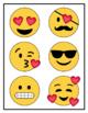 Emoji Valentine Sack Template