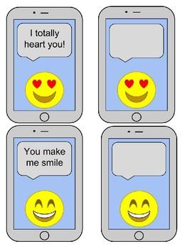Emoji Valentine's