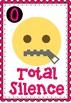 Emoji Voice Level Chart