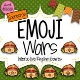 Interactive Rhythm Games - BUNDLE: Emoji Wars Scarecrows