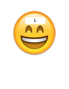 Emoji Welcome Back Door Decor