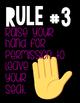 Emoji Whole Brain Teaching Rules