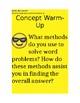 Emoji Word Problems