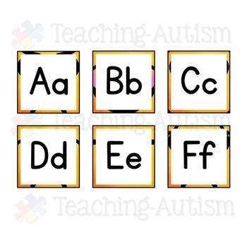 Emoji Word Wall Editable