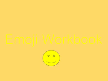 Emoji Workbook