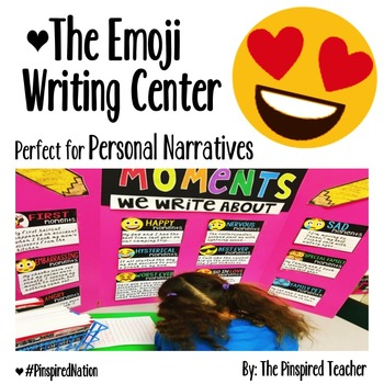 Emoji Writing Center