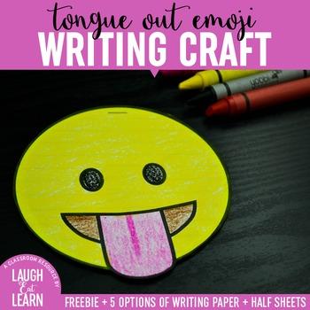 Emoji Writing Craft {FREEBIE}