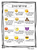 Emoji Writing Grid