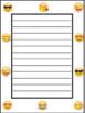 Emoji Writing Paper