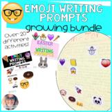 Emoji Writing Prompts - Growing Bundle !