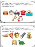 Emoji Writing Station