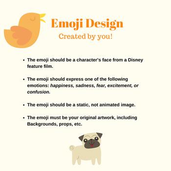 Emoji design activity