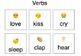 Emoji word card sentence builders (a writing manipulative)