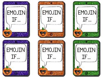 Emojin If...Icebreaker Cards