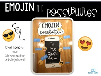 Emojin the Possibilities - Emoji theme
