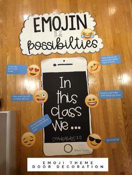 Emojin the Possibilities - Emoji theme