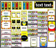 Emoji Classroom DECOR Editable Bundle Spanish Version