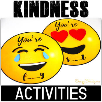 Kindness Activities for Back to School and After Winter Break Period