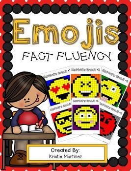 Emojis - Fact Fluency