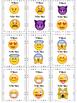 Emojis I Have, Who has? Emotions and Feelings-ESL-EFL