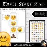 Emojis Story Dice