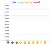 EmotiMood (Animated Emoticons/Notebook Software)