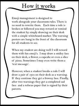 Classroom Management-