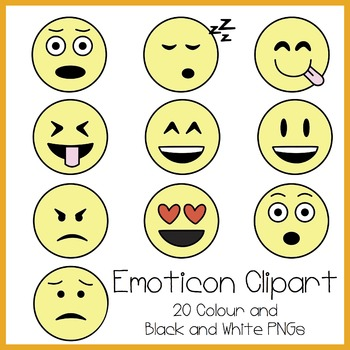 Emoticon Clipart