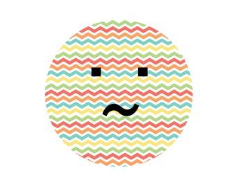 Emoticon Feeling Visuals