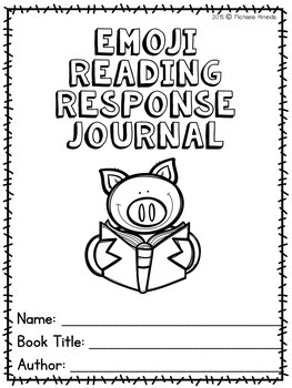 Emoji Reading Response Freebie