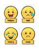 Emoticon Responses for Reading and Writing Workshops